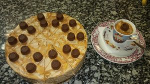 Rolo Cheesecake